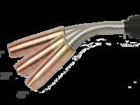 Gaisa dzesējami Multilock Metināšanas degļi