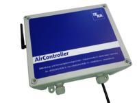 AirTracker gaisa kvalitātes monitoringa sistēma