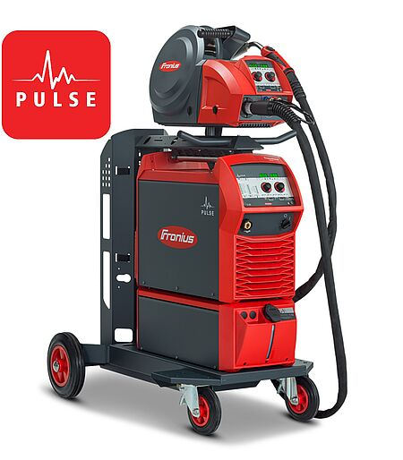 Fronius TransSteel 4000 PULSE