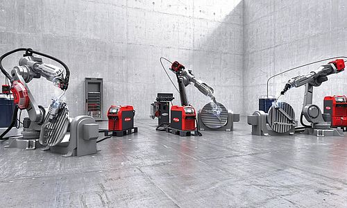 Robotizētā metināšana