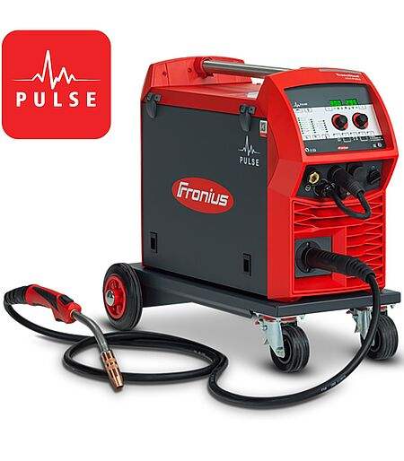 Fronius TransSteel 3000 Compact PULSE
