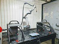Universal Robots Metināšanas robots