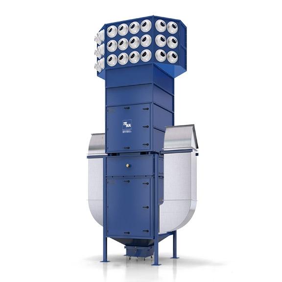 Telpiskās ventilācijas iekārtas